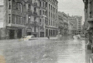 Riada de Valencia 1957