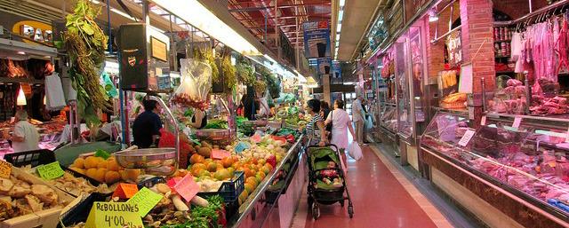 Mercado del Cabañal de Valencia