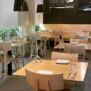 Interior del Restaurante Mariano