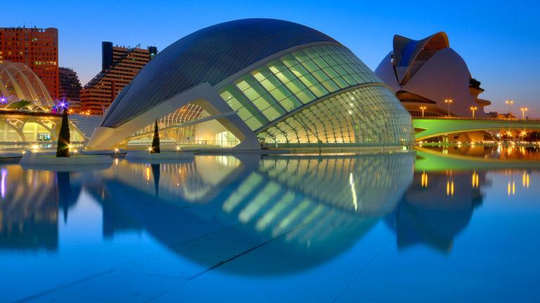 Hemisfèric: el ojo de Valencia