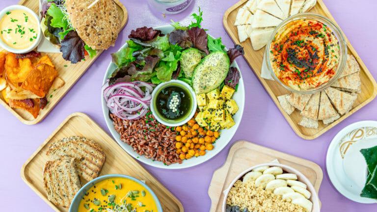 Alma Libre, solidaridad vegetariana y saludable en #Food4heroes