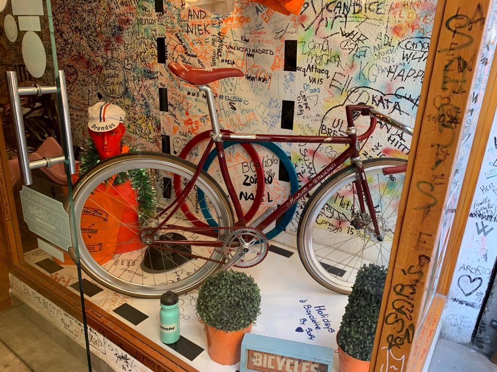 bicicleta Pasion Bike